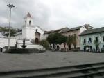 Quito Plaza Hermano Miguel
