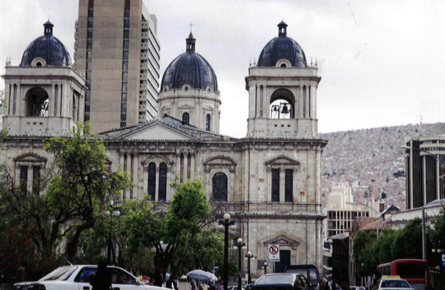 Kathedrale von La Paz