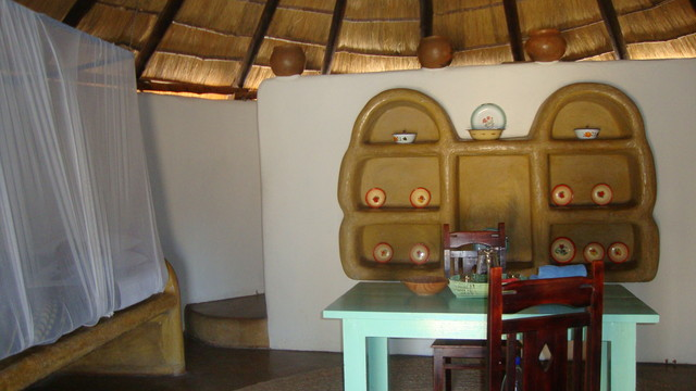 Planet Baobab in der Lodge