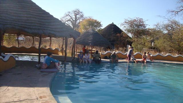 Planet Baobab Swimming Pool
