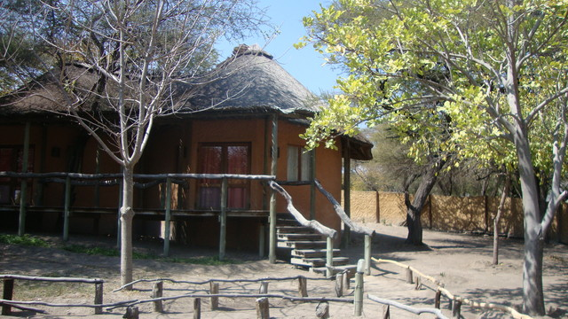 Maun Crocodile Lodge
