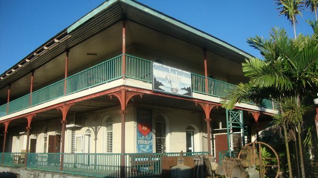 koloniales Haus in Apia