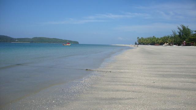 Langkawi Cenang Beach