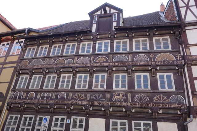 Osterwieck Fachwerkhaus
