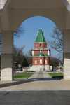 Tiraspol Neubau einer Kirche im Kirov Park