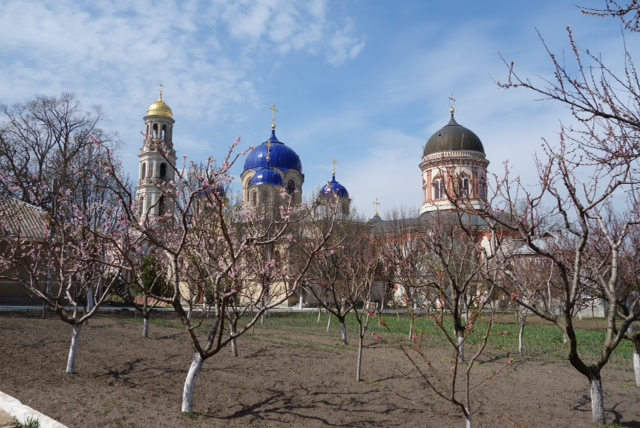 Kloster Neu Niamtz in Chitcani