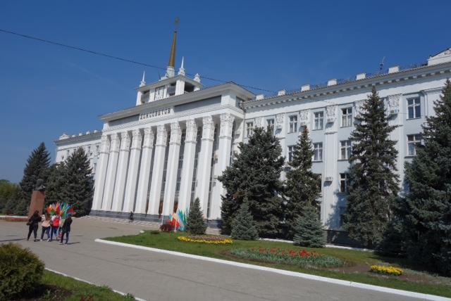 Tiraspol Rathaus