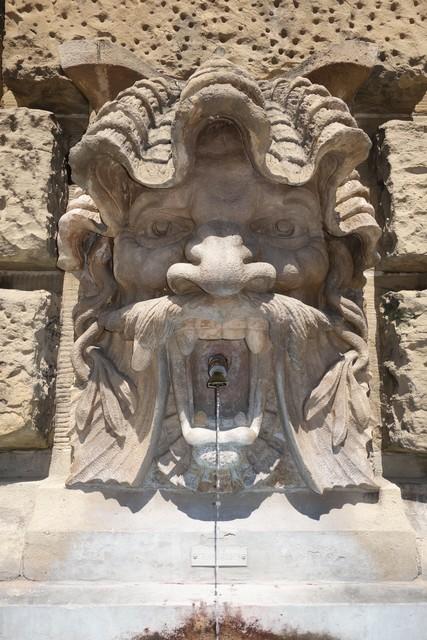 Brunnen am Wasserturm