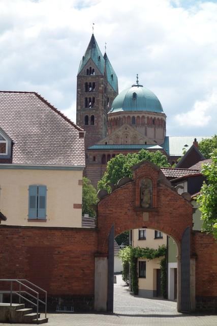 Speyer Dom von St. Marta