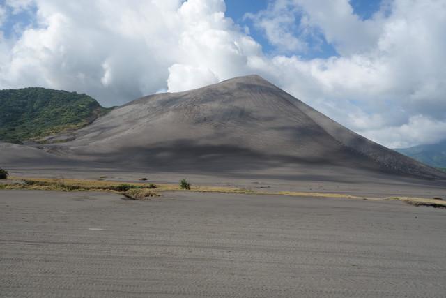 Tanna Mount Yasur am Tg