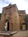 Felsenkirche bei Mekele