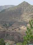 Berge bei Mekele