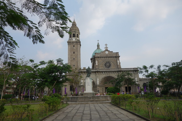 Manila Intramuros Kathedrale