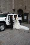 Brautpaar vor San Agustin