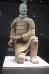 Xian kniender Krieger