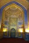 Samarkand goldene Moschee