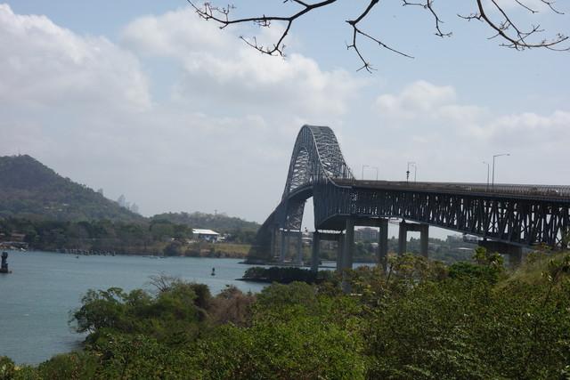 Panamakanal Puente de las Americas
