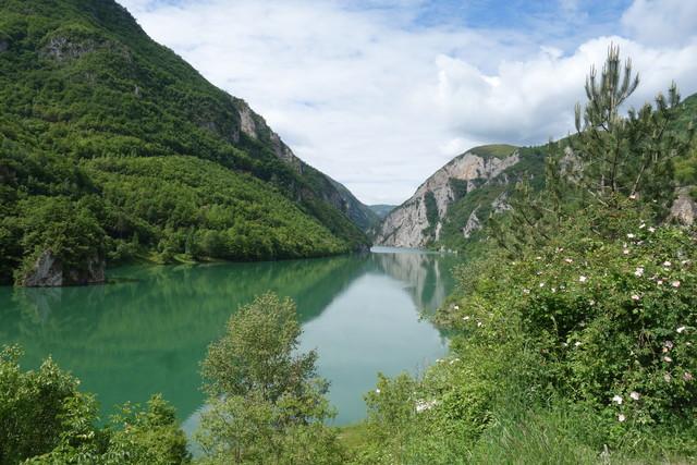 im Drina-Tal