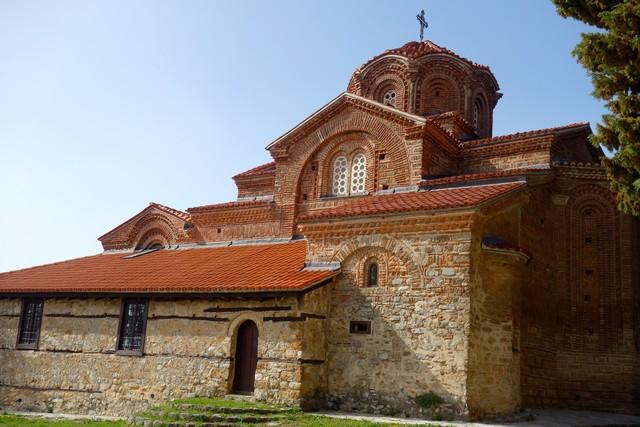 eine der 365 Kirchen in Ohrid