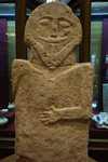 Exponat im Nationalmuseum von der Merv Kultur
