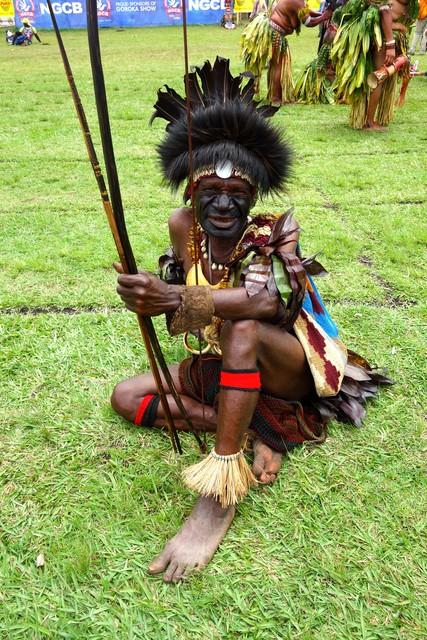 beim Goroka Festival