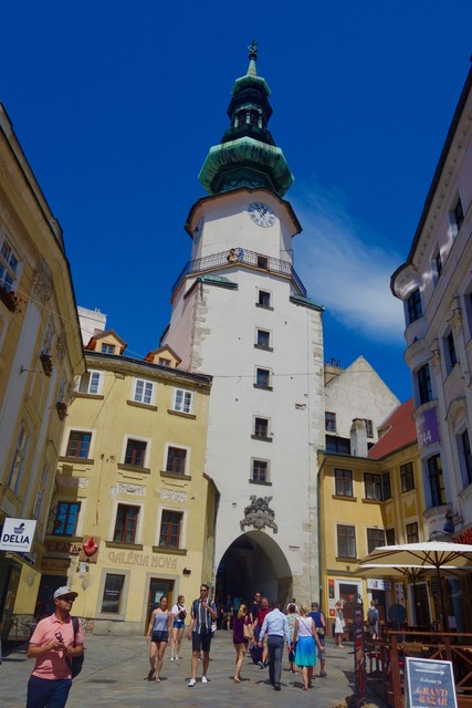 Michaelstor in Bratislava