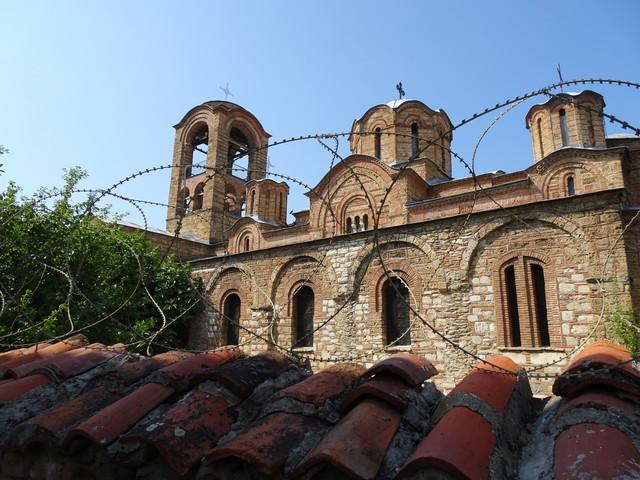 Weltkulturerbe Kirche Prizren