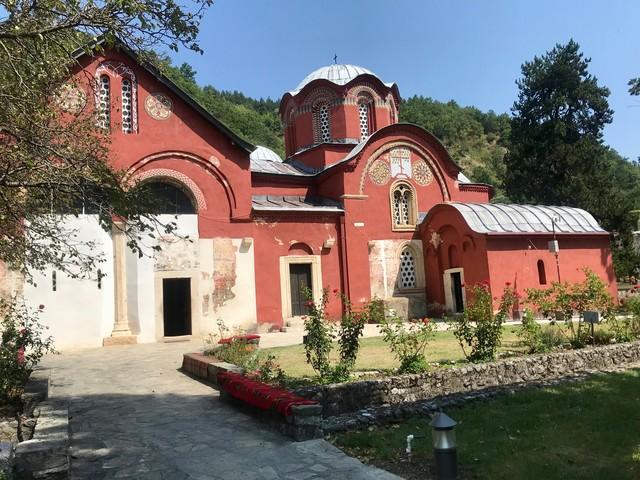 Weltkulturerbe Kloster Pec