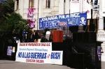 demonstracion Bellas Artes