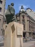 Allende-Denkmal