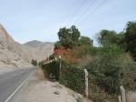 ruta de Copiapo en la montana