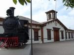 Estacion de Ferrocaril en Copiapo