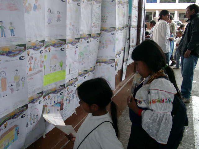 Otavalo Escuela