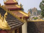 Vientiane um that Luang