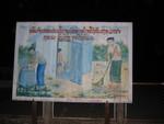 Poster zur Hygieneerziehung