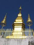 L Luang Prabang Phousi Berg