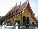 L Luang Prabang Sim von Wat Xien Thong