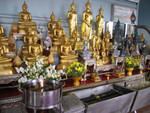 Bangkok Altar Golden Mount