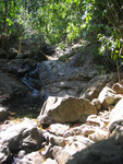 Koh Chang - auf dem Weg zum Wasserfall in der Trockenzeit