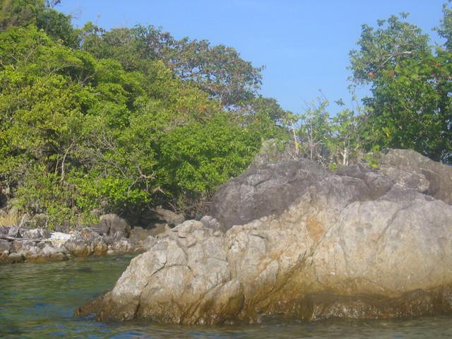 Inseln vor Koh Chang