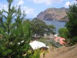 San Juan Bautista vor dem Tsunami