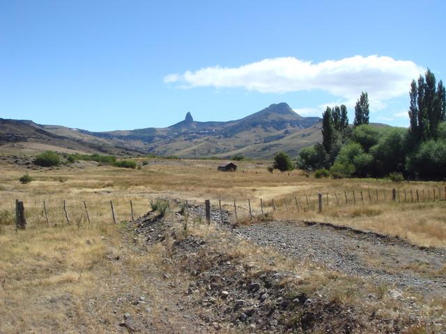 paisaje cerca de San Martin de los Andes