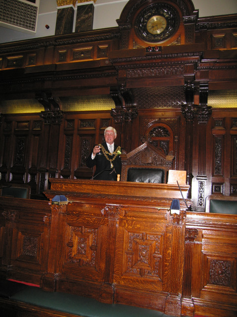 Lord Mayor of Birmingham