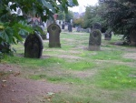 alter Friedhof Jewellery Quarter