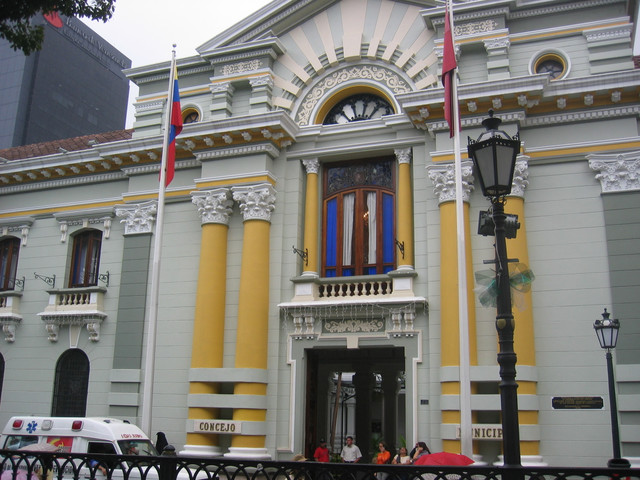 Caracas Municipalidad