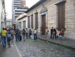 Casa del nacimiento de Simon Bolivar