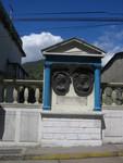 Denkmal Humboldt und Bolivar in Merida