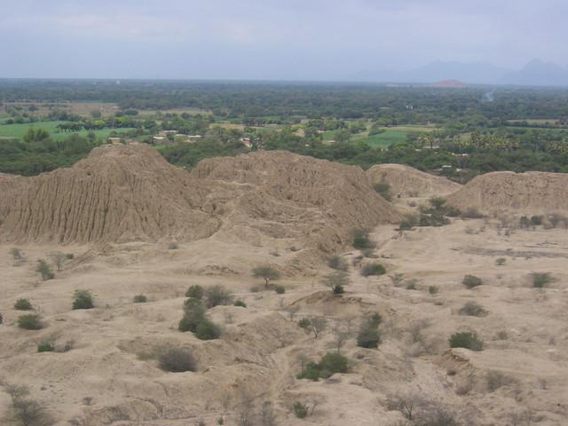 Pyramidental von Tucume