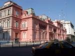 Buenos Aires palacio del gobierno
