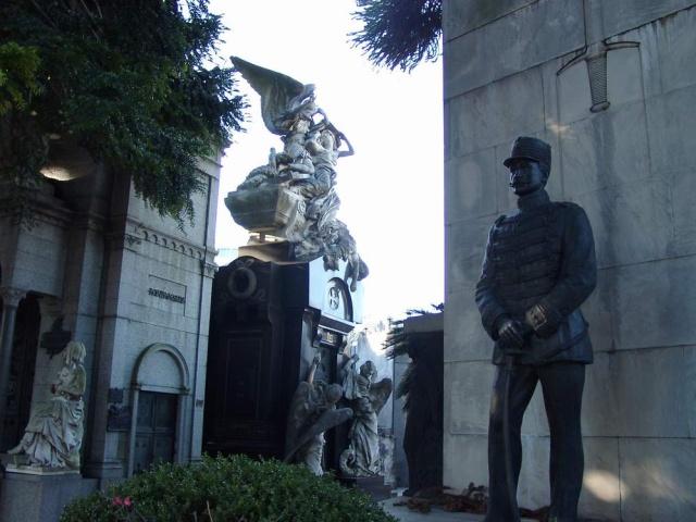 cemeterio Recoleta